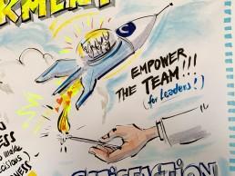 Empower the Team!!! (for Leaders!); Ceva; Skaliert