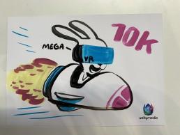 Mega; VR; 10k; Unitymedia Agacom