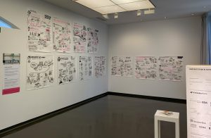 """Kunde: BDA / Stadtmuseum Düsseldorf, Event: Gerecht. Sozial. Bezahlbar. Strategien für bezahlbares Wohnen in der StadtVeranstaltungsreihe """"Wohnwochen Düsseldorf"""", 16. Mai – 28. Juli"""